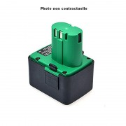 Batterie compatible WURTH 14,4V 1,5Ah