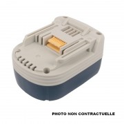Batterie compatible Makita 9.6V 2.6Ah