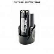 Batterie compatible Metabo 12V 1,5 Ah