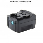 Batterie compatible Metabo 14,4V 2,6 Ah