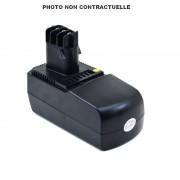 Batterie compatible Metabo 18V 3 Ah