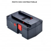Batterie compatible Metabo 25,2V 3Ah