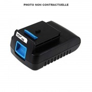 Batterie compatible Black & Decker 14,4V  1,5Ah