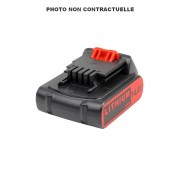 Batterie compatible Black & Decker 14,4V  2Ah
