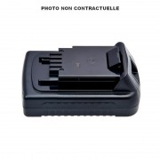 Batterie compatible Black & Decker 20V  1,5Ah