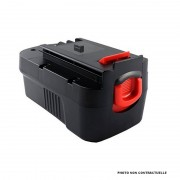 Batterie compatible Black & Decker 18V  1,5Ah