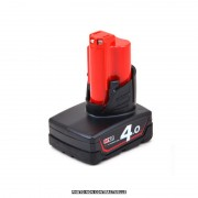 Batterie compatible MILWAUKEE M12 B4 12V 4Ah