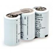 Batterie eclairage secours 3x D HT 3S1P ST1 3.6V 4Ah fast