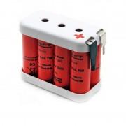 Batterie Nicd 8x AA VRE 8S1P ST2 9.6V 700mAh Fast