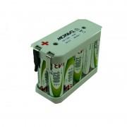 Batterie Nimh 10x AA MB 10S1P ST2 12V 1200mAh Cosse