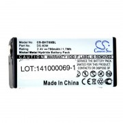 Batterie lecteur codes barres 2.4V 700mAh