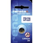 Pile bouton CR1220 Renata