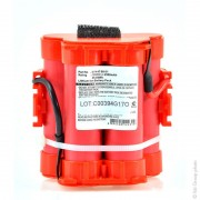 Batterie tondeuse Gardena 18V 2.5Ah