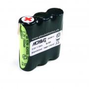 Batterie Nimh 3x AA 3S1P ST1 3.6V 1700mAh T2