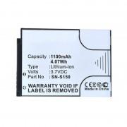 Batterie babyphone 3.7V 1100mAh pour Philips SCD