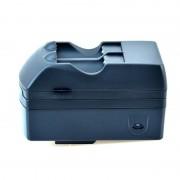 Chargeur pour 2 batteries CR123 (prise EU)