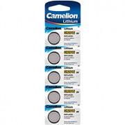CR2016 Camélion (blister de 5 piles)