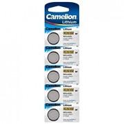 CR2025 Camélion (blister de 5 piles)