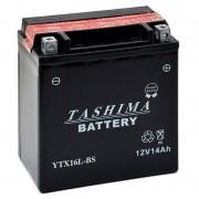 Batterie moto YTX16l-BS, GTX16l-BS