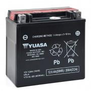 motorradbatterien YUASA YTX14L-BS 12V 12Ah