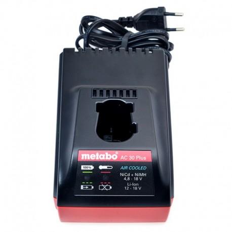 Chargeur Metabo 4.8V-18V AC30+ NiCd- NiMh- Li-Ion
