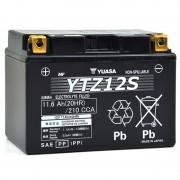 Batterie moto YUASA YTZ12S 12V 11Ah