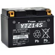 motorradbatterien YUASA YTZ14S 12V 11.2Ah