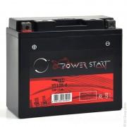 motorradbatterien NT12B-4 / YT12B-4 / YT12B-BS 12V 11Ah