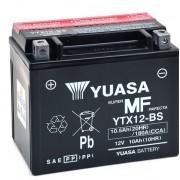 motorradbatterien YUASA YT12-BS 12V 10Ah
