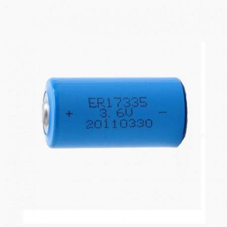 Pile lithium ER17335H 2/3A 3.6V 1.9Ah
