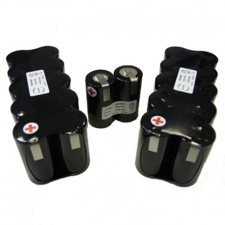 Batterie Nicd Secateur Pellenc (ensemble de 3 batteries) 26.4V 3Ah