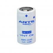 Accus Nicd industriels VNT CS1600 SC 1.2V 1.6Ah FT