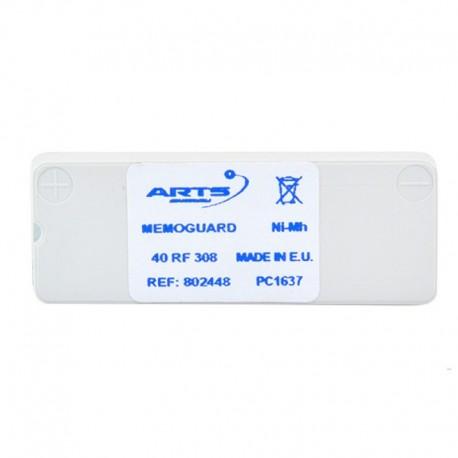 Accus Nimh industriels Memoguard 40RF308 3.6V 80mAh CI -