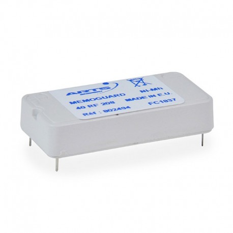 Accus Nimh industriels Memoguard 40RF208 2.4V 80mAh CI -