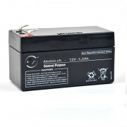 Batterie Plomb AGM PS1212GB - 12V 1,2 Ah