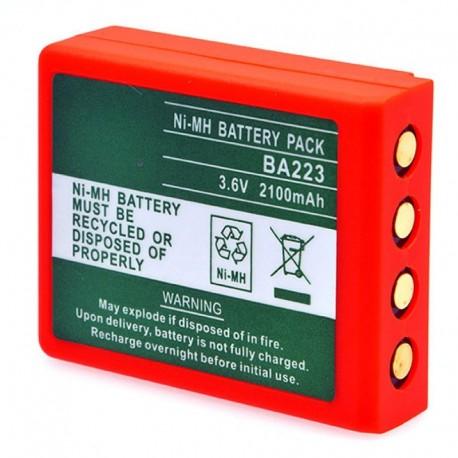 Batterie télécommande de grue Scanreco / Palfinger7.2V 2000mAh