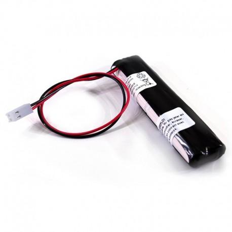 Batterie Nimh 4x AAA HT 4S1P ST5 4.8V 550mAh Molex