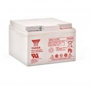 Batterie plomb AGM YUASA NP24-12IFR 12V 24Ah M5-F