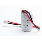 Batterien lithium 1x 1/2AA SL350 1S1P 3.6V 1.2Ah JST