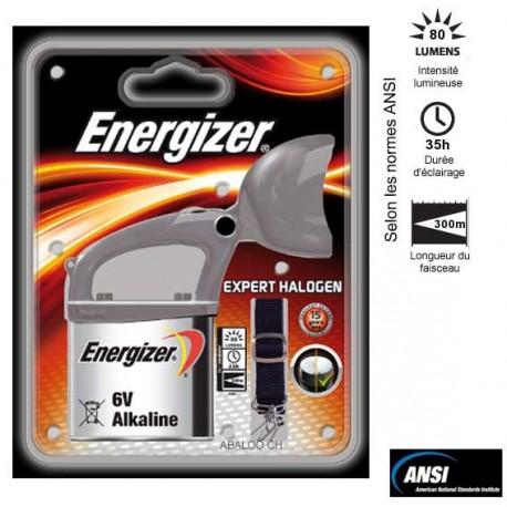Torche Expert Halogène Energizer