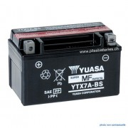 motorradbatterien YUASA YTX7A-BS