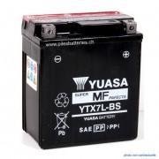 motorradbatterien Yuasa YTX7L-BS