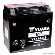 motorradbatterien YUASA YTX14-BS 12V 12Ah