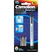 CAMELION Lampe de poche stylo Penlight avec piles incluses