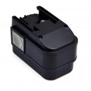 Batterie kompatibel mit AEG 9,6V 3Ah