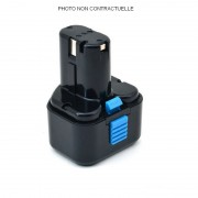 Batterie compatible Wurth 9,6V 2,1Ah