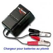 Chargeur de batteries au plomb